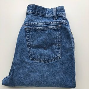 VINTAGE LEVI'S 900 HIGH WAISTED JEANS SIZE 28